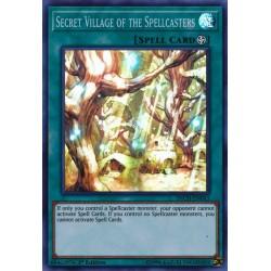 YGO INCH-EN043 Village Secret des Magiciens / Secret Village of the Spellcasters
