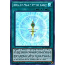 YGO INCH-EN044 Rank-Up-Magic Astral Force