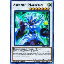 YGO INCH-EN049 Arcanite Magician