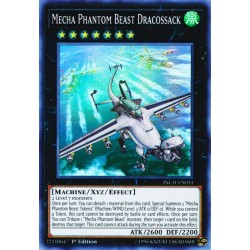 YGO INCH-EN051 Mecha Phantom Beast Dracossack