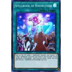 YGO INCH-EN059 Spellbook of Knowledge