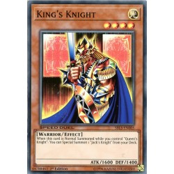 YGO SBLS-EN005 Chevalier du Roi / King's Knight