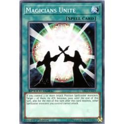YGO SBLS-EN009 Magicians Unite