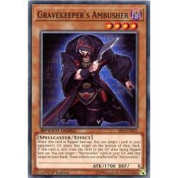 YGO SBLS-EN022 Gravekeeper's Ambusher