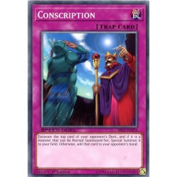 YGO SBLS-EN024 Conscription / Conscription