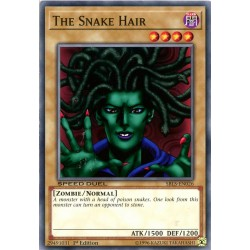 YGO SBLS-EN026 Tête Cheveux Serpent / The Snake Hair