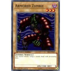 YGO SBLS-EN027 Armored Zombie