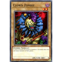 YGO SBLS-EN029 Clown Zombie