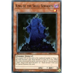 YGO SBLS-EN031 Roi des Crânes Serviteurs / King of the Skull Servants
