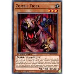 YGO SBLS-EN033 Zombie Tiger