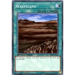 YGO SBLS-EN036 Terre Dévastée / Wasteland