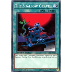 YGO SBLS-EN039 The Shallow Grave