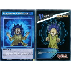YGO SBLS-ENS01 Ectoplasmic Fortification!