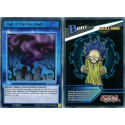 YGO SBLS-ENS03 Call of the Haunted