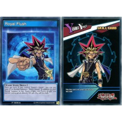YGO SBLS-ENS04 Royal Flush