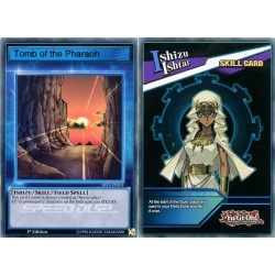 YGO SBLS-ENS05 Tomb of the Pharaoh