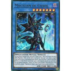YGO DUPO-EN001 Magician of Chaos