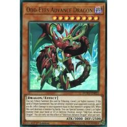 YGO DUPO-EN011 Dragon Supérieur aux Yeux Impairs / Odd-Eyes Advance Dragon