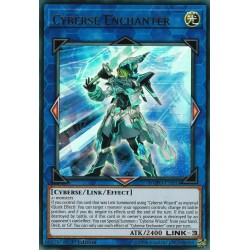 YGO DUPO-EN014 Cyberse Enchanter