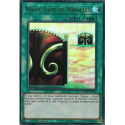 YGO DUPO-EN019 Magic Gate of Miracles