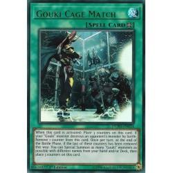 YGO DUPO-EN024 Gouki Cage Match