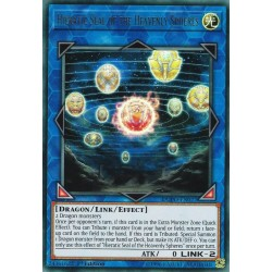 YGO DUPO-EN027 Sceau Hiératique des Sphères Divines / Hieratic Seal of the Heavenly Spheres