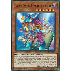 YGO DUPO-EN041 Magicienne des Ténèbres Toon / Toon Dark Magician Girl