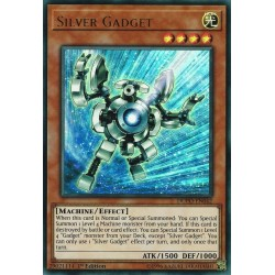 YGO DUPO-EN042 Gadget Argent / Silver Gadget