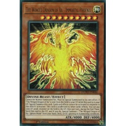 YGO DUPO-EN046 Le Dragon Ailé de Râ - L'Invincible Phénix / The Winged Dragon of Ra - Immortal Phoenix