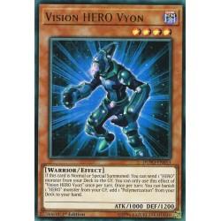 YGO DUPO-EN053 Vyon, HÉROS Vision / Vision HERO Vyon