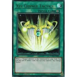 YGO DUPO-EN065 Tactiques de Changement Xyz / Xyz Change Tactics
