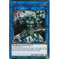 YGO DUPO-EN073 Gouki Le Grand Ogre / Gouki The Great Ogre