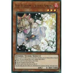 YGO DUPO-EN077 Floraison de Cendres et Joyeux Printemps / Ash Blossom & Joyous Spring