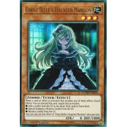 YGO DUPO-EN078 Ghost Belle & Haunted Mansion