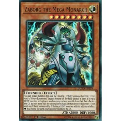 YGO DUPO-EN079 Zaborg the Mega Monarch