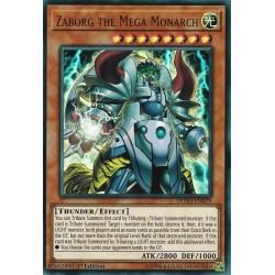 YGO DUPO-EN079 Zaborg le Méga Monarque / Zaborg the Mega Monarch
