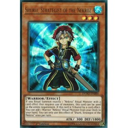 YGO DUPO-EN084 Shurit, Strategist of the Nekroz