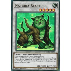 YGO DUPO-EN091 Naturia Beast