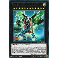 YGO DUPO-EN093 Grand Magnus Roi Méca Super Quantique / Super Quantal Mech King Great Magnus