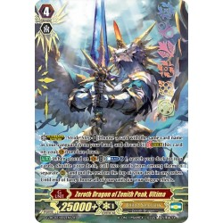 CFV G-RC02/002EN ZR Zeroth Dragon of Zenith Peak, Ultima