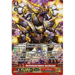CFV G-RC02/020EN RRR New Destruction Emperor, Gaia Devastate