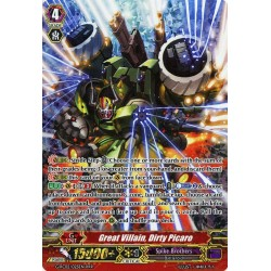 CFV G-RC02/025EN RRR Great Villain, Dirty Picaro