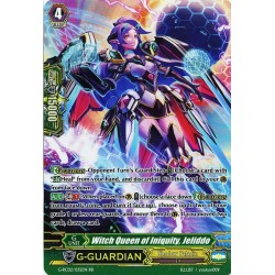 CFV G-RC02/035EN RR Witch Queen of Iniquity, Jeliddo