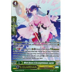 CFV G-RC02/037EN RR Witch Queen of Accomplishment, Laurier
