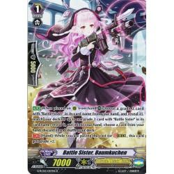 CFV G-RC02/057EN R Battle Sister, Baumkuchen