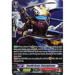 CFV G-RC02/063EN R Stealth Beast, Katarigitsune