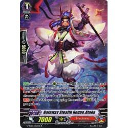 CFV G-RC02/065EN R Gateway Stealth Rogue, Ataka
