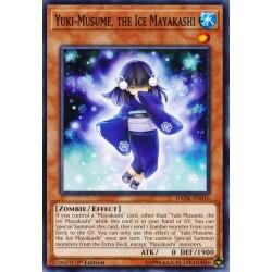 YGO DANE-EN016 Yuki-Musume, Mayakashi de la Glace / Yuki-Musume, the Ice Mayakashi