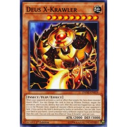 YGO DANE-EN019 Deus X-Krawler