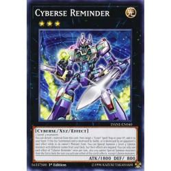 YGO DANE-EN040 Cyberse Reminder